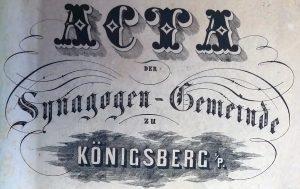 Koenigsberg Akte