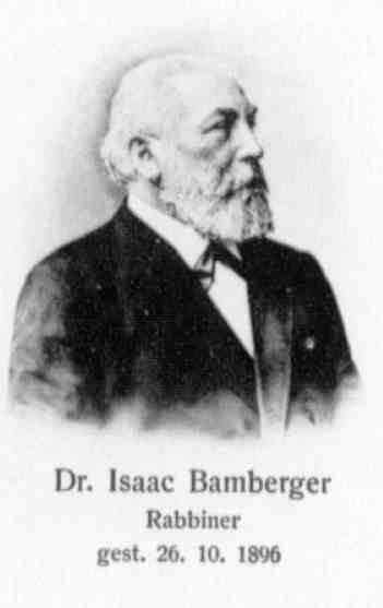 Isaac Bamberger