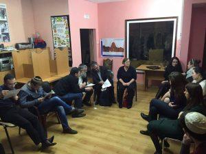 Young Jewish Comunity Kaliningrad