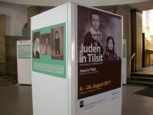 Kiel Jews in Tilsit Exhibition