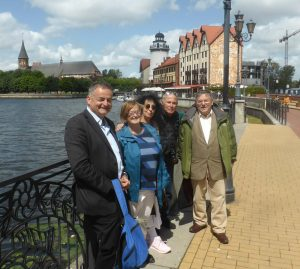 Touring Kaliningrad Descendants
