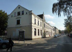 Memel Schuetzenhaus