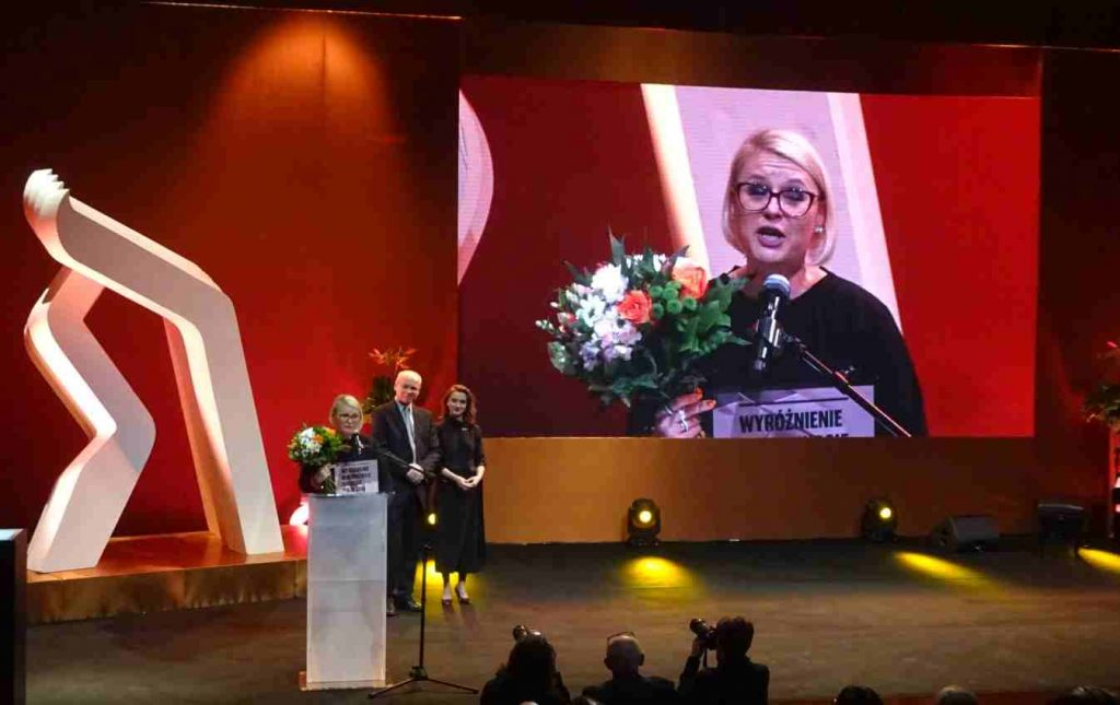 Jews of Sensburg Award POLIN