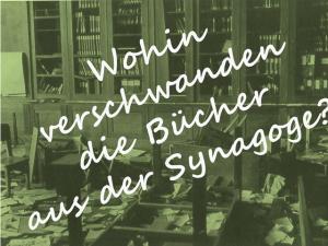 Bücher der Synagoge Königsberg