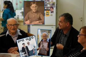 Kibbuz Lavi Lewin Stories