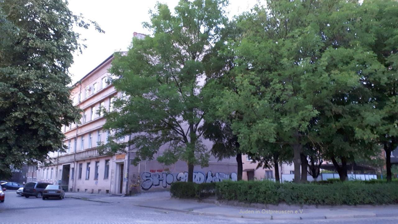 Judenhaus Hoffmannstreet 18
