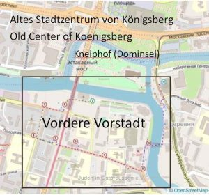 Altes Zentrum Königsberg