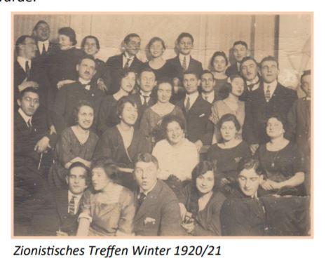 Gruppenbild Jewish Koenigsberg