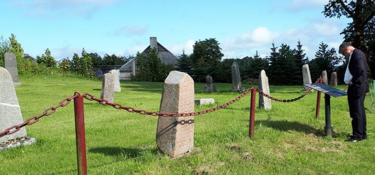 Tomb Stones Laukova