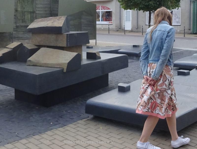 The New Memorial in Jurbakas