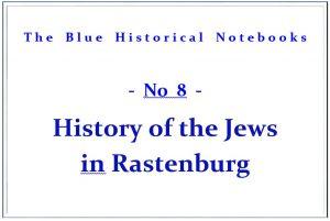 Cover Jews in Rastenburg