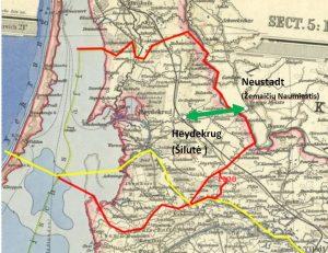 Heydekrug and Neustadt
