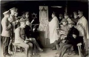 Prayers of Jewish Soldiers WW1