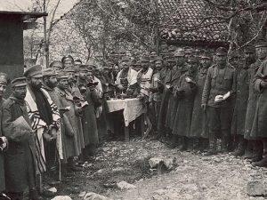 Jewish Soldiers WW1