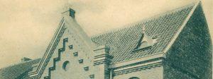 Synagoge Nordenburg Postkarte