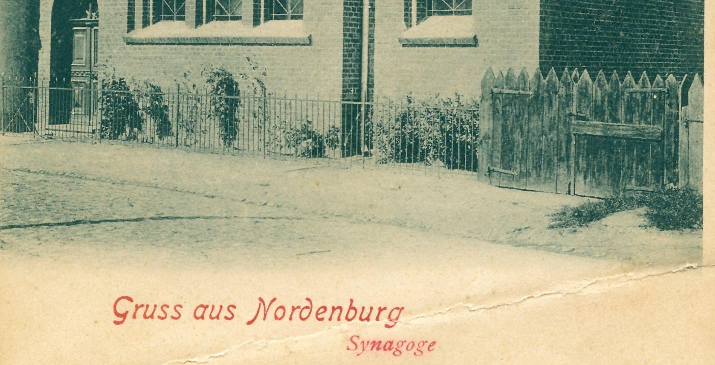 Synagoge Nordenburg Teil 3