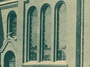 Synagoge Nordenburg Ausschnitt