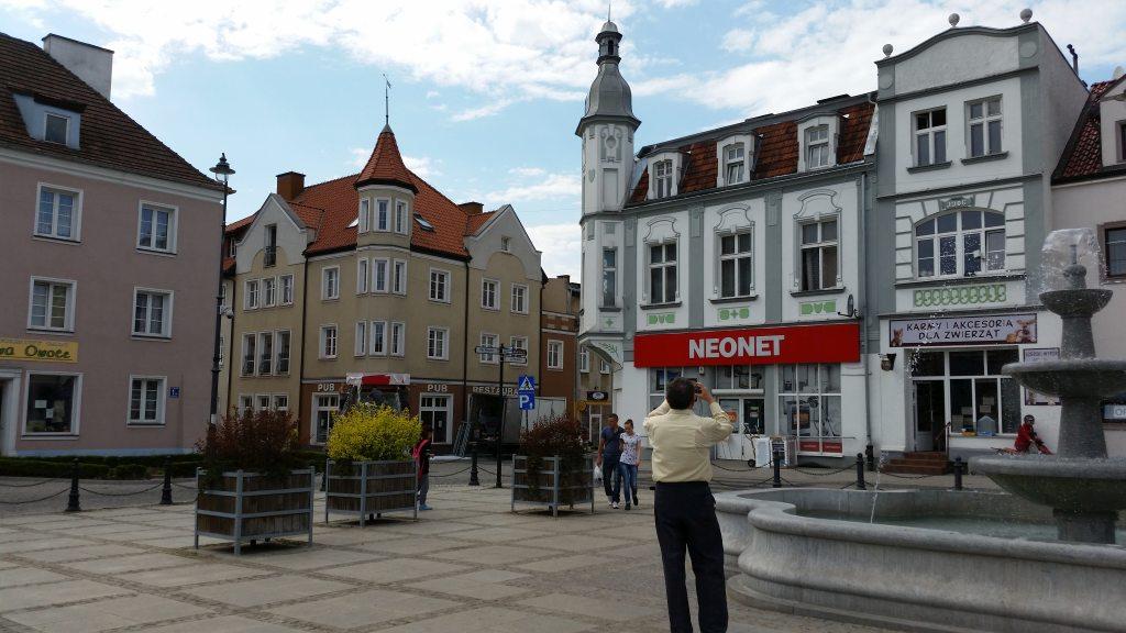Market Place Biskupiec