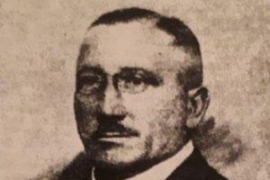 Eugen Laaser Sägewerkbesitzer