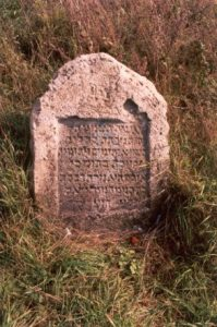 Tomb Stone Bischofsburg 2