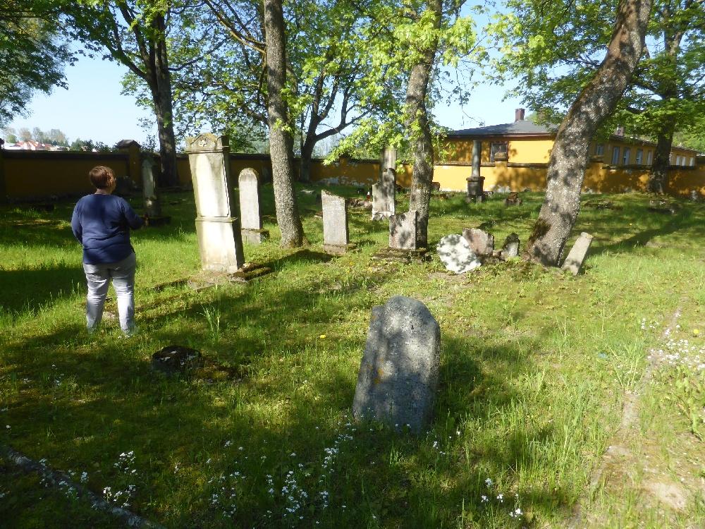 Jewish Cemetery Goldap