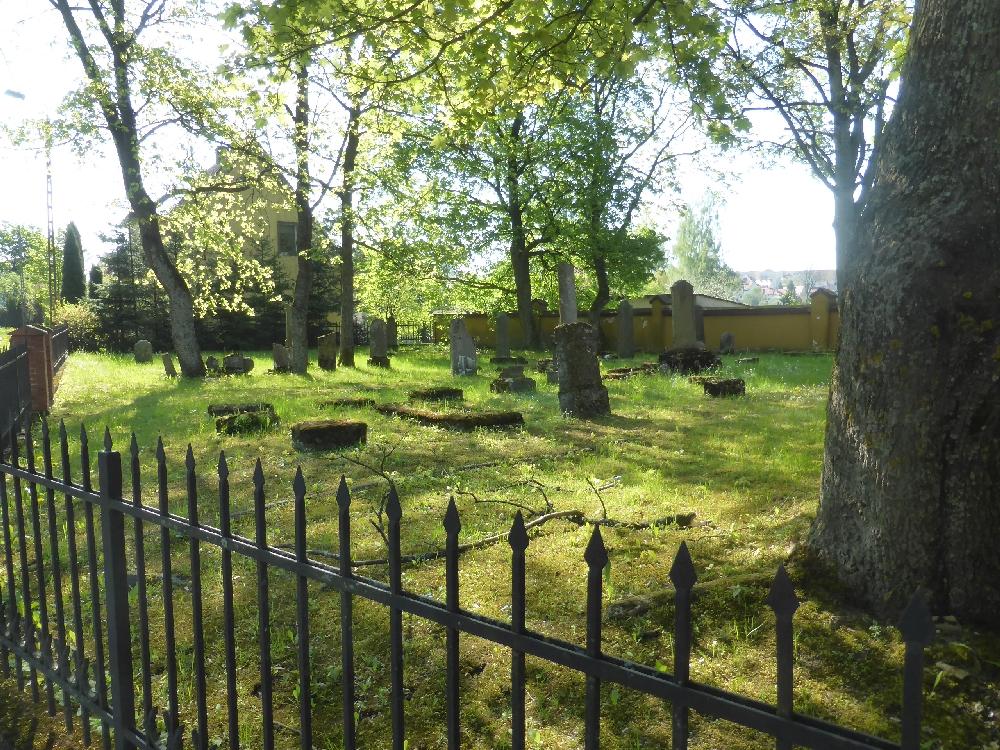 Cemetery Goldap