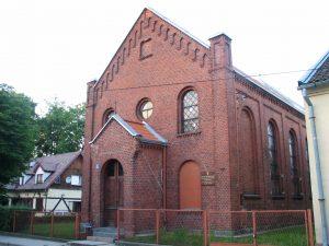 Synagogue Sensburg