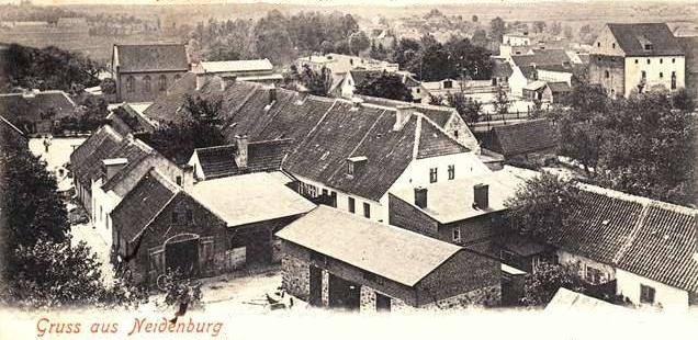 Neidenburg Jewish
