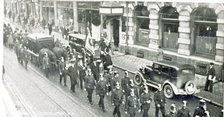 Funeral Allenstein Lewald