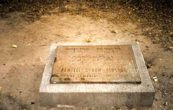 Cemetery Elbing