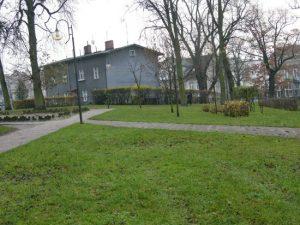 Jewish cemetery Marienwerder