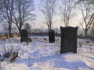 Jewish cemetery Mohrungen
