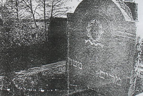 Tomb stone Rhein