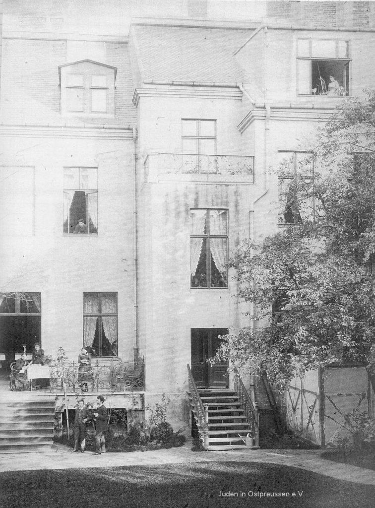 Magnus Königsberg Gartenstr