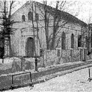 Labiau Synagoge 1930