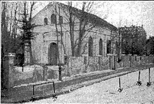 Synagoge Labiau Ostpreussen