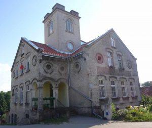 Vermutliche Synagoge Wormditt
