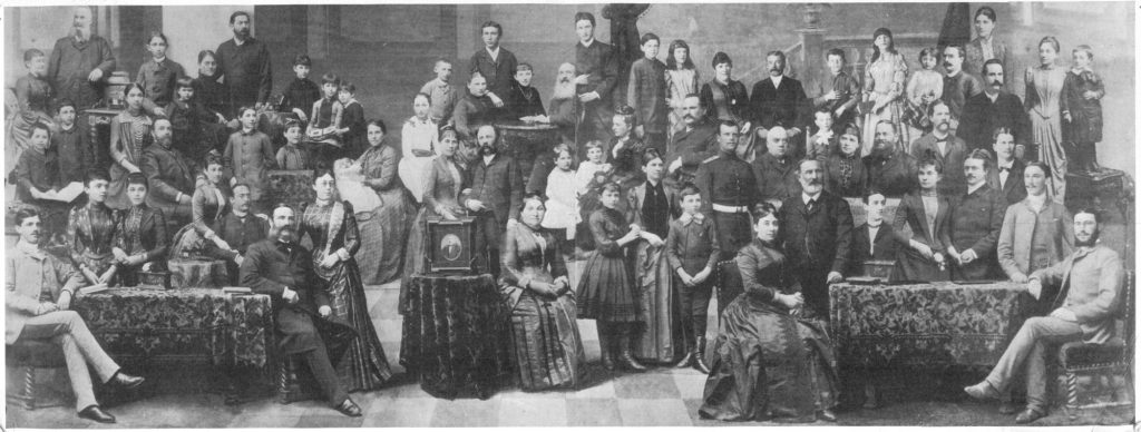 The bib Eichelbaum Family