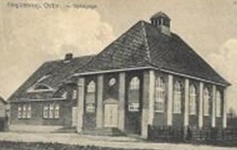 Synagoge Heydekrug