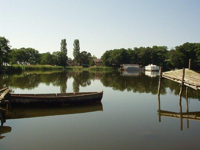 Bernstein Bucht in Schwarzort
