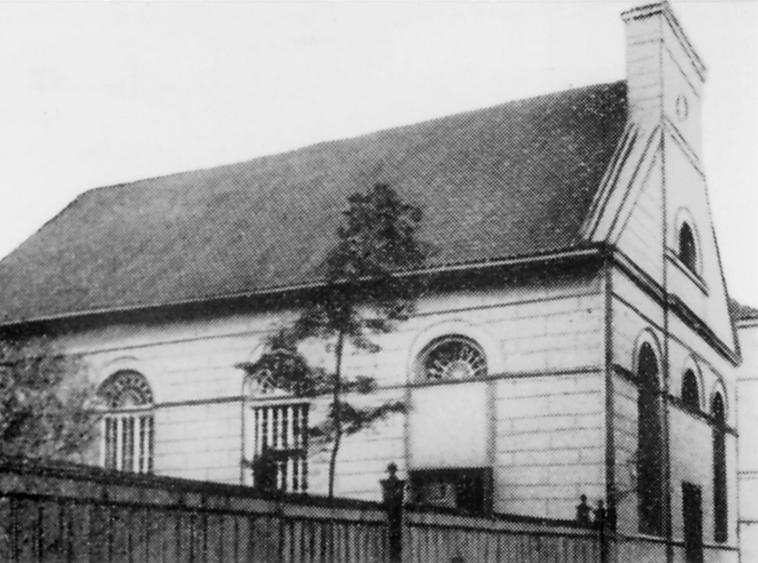 Tilsit Synagoge