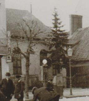 Synagogue Treuburg Marggrabowa