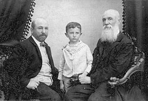 73-Sambursky-drei-Generationen