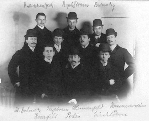 76-Members-Jewish-Student-Association