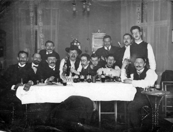 Student Party Königsberg