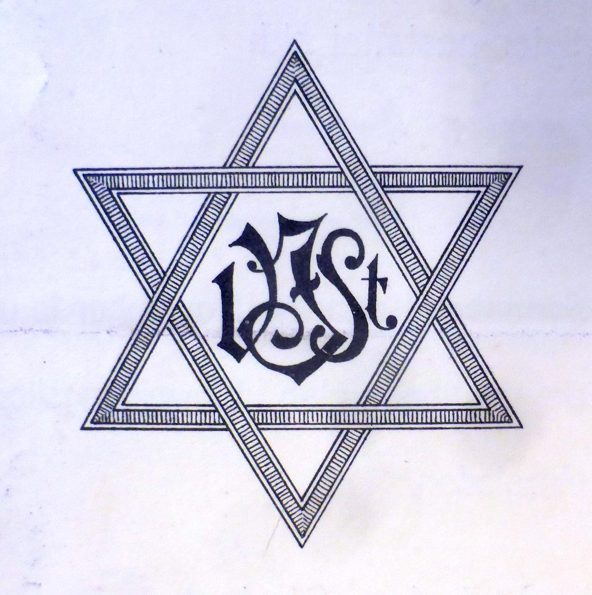 Logo Verein Jüdischer Studenten
