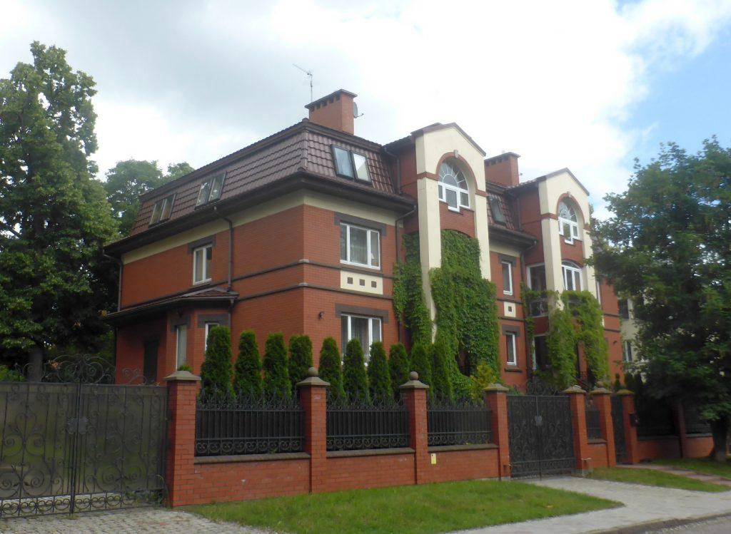 Ehemaliges Wohnhaus Minkowski