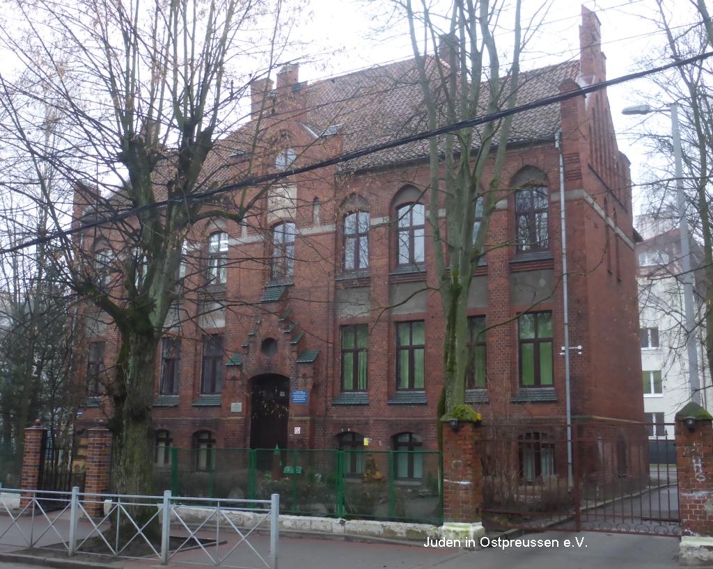Kosch Waisenhaus Kaliningrad