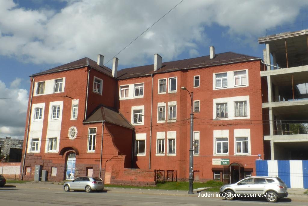 Waisenhaus 2017 Kaliningrad