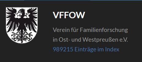 Logo VFFOW